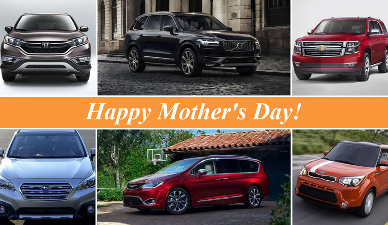 TopSpeed's Top Automotive Picks For Moms