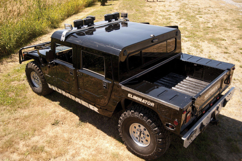 Tupac Shakur's Hummer H1 Sold For $337,144