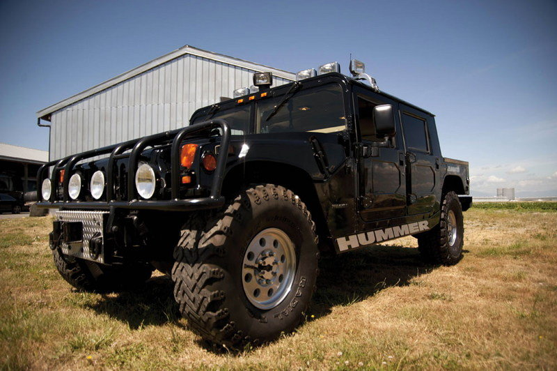 Tupac Shakur's Hummer H1 Sold For $337,144 - image 676741