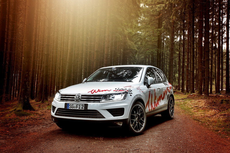 2016 Volkswagen Touareg by Wimmer RS