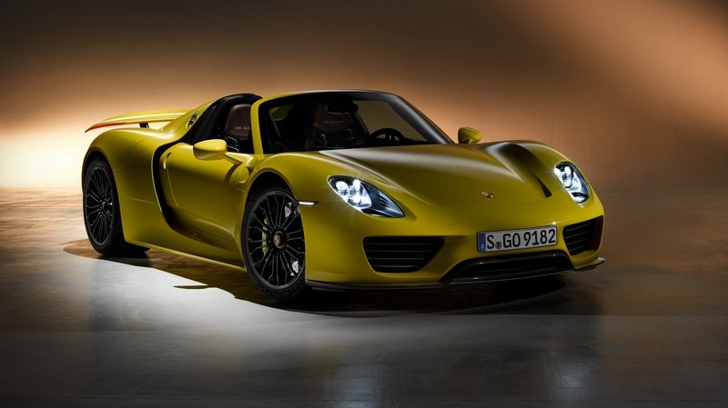 22 Year Old Steals Porsche 918, Gets Busted 6 Hours Later