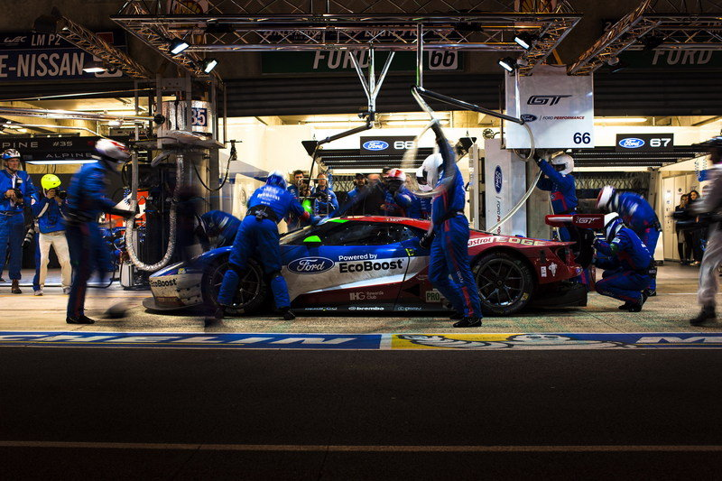 2016 24 Hours Of Le Mans - Race Report