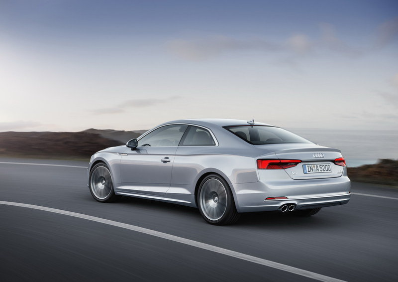 2017 Audi A5 High Resolution Exterior - image 678426