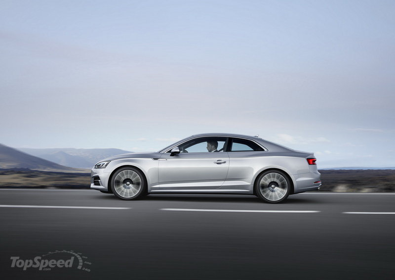 2017 Audi A5 High Resolution Exterior - image 678428