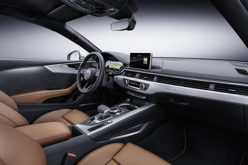 2017 Audi A5 High Resolution Interior - image 678434