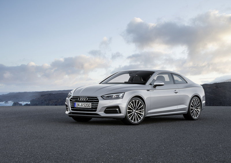 2017 Audi A5 High Resolution Exterior - image 678415