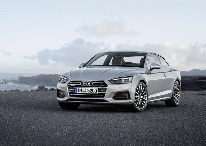 2017 Audi A5 High Resolution Exterior Wallpaper quality - image 678416