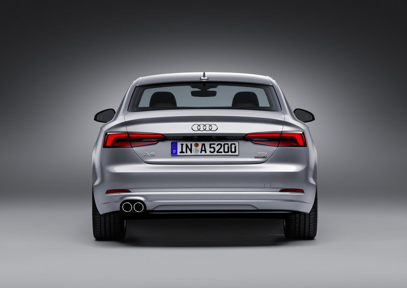 2017 Audi A5 High Resolution Exterior - image 678419