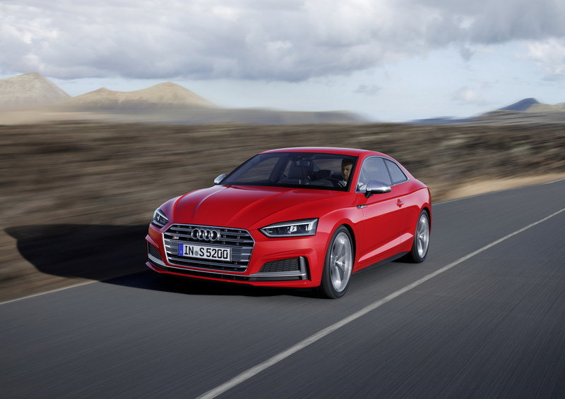 2017 Audi S5 High Resolution Exterior Wallpaper quality - image 678522