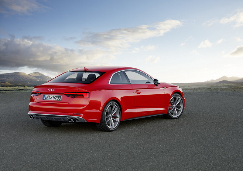 2017 Audi S5 High Resolution Exterior - image 678512
