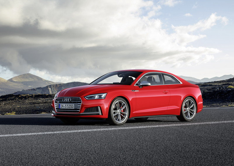 2017 Audi S5 High Resolution Exterior - image 678514