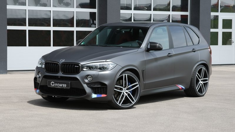 2016 BMW X5 M by G-Power