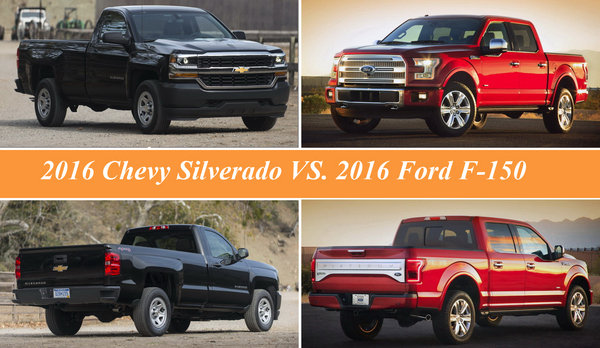 2016 chevy silverado vs 2016 ford f 150 truck news top speed. Black Bedroom Furniture Sets. Home Design Ideas