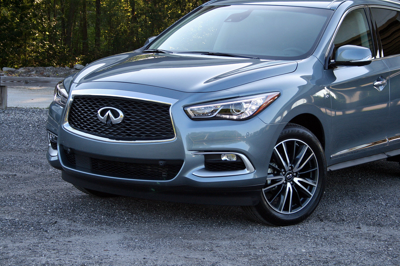 2016 infiniti qx60 driven picture 679801 car review top speed. Black Bedroom Furniture Sets. Home Design Ideas