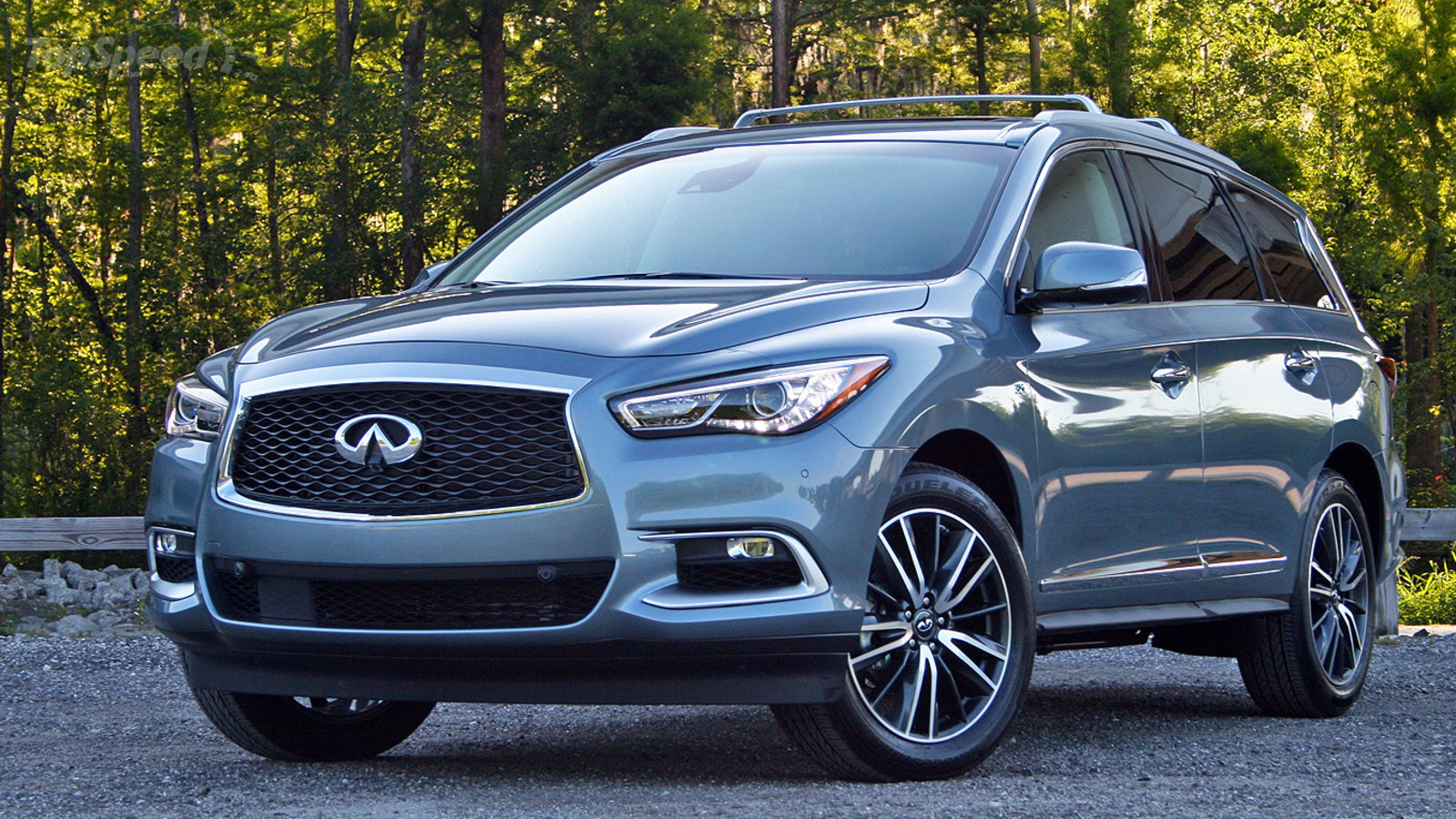 2016 infiniti qx60 driven review top speed. Black Bedroom Furniture Sets. Home Design Ideas