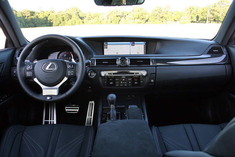 2016 Lexus GS F – Driven High Resolution Interior - image 681155