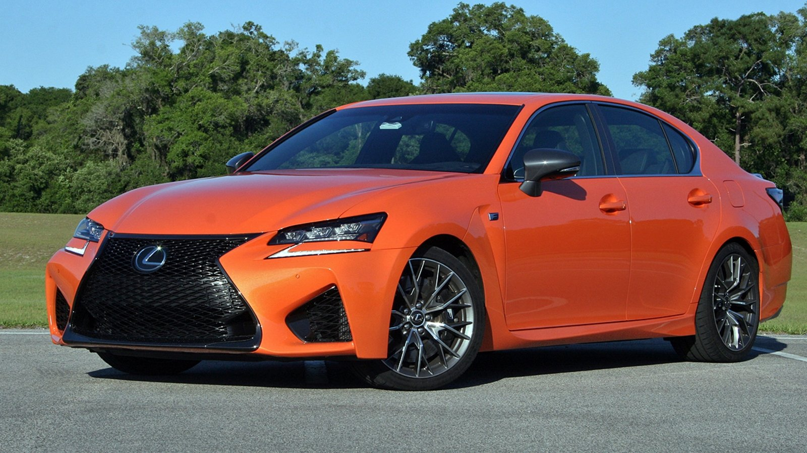 2016 Bmw M5 >> 2016 Lexus GS F – Driven Review - Top Speed