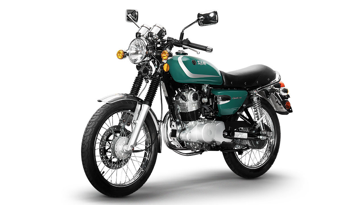 2016 Sym Wolf Classic 150 Picture 679391 Motorcycle