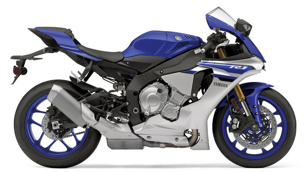 2016 Yamaha YZF R1 R1S R1M Review