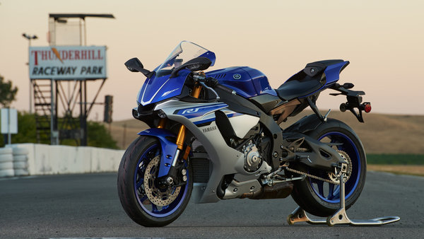 2016 yamaha yzf r1 yzf r1s yzf r1m motorcycle review for Yamaha r1 top speed