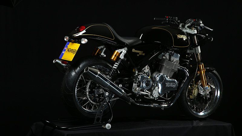 2015 - 2016 Norton Commando 961 MK II SF / Cafe Racer / Sport