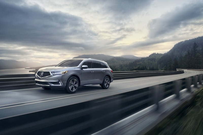 2017 - 2018 Acura MDX High Resolution Exterior Wallpaper quality - image 680296