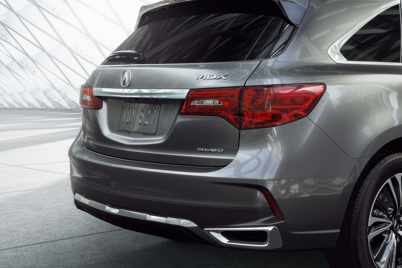 2017 Acura MDX - Picture 680297 | car review @ Top Speed