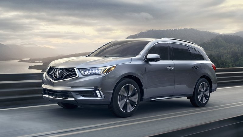 2017 Acura MDX - Picture 680299 | car review @ Top Speed