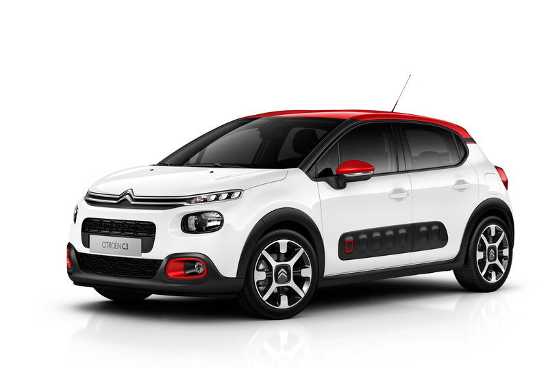 2017 Citroën C3 High Resolution Exterior - image 681186