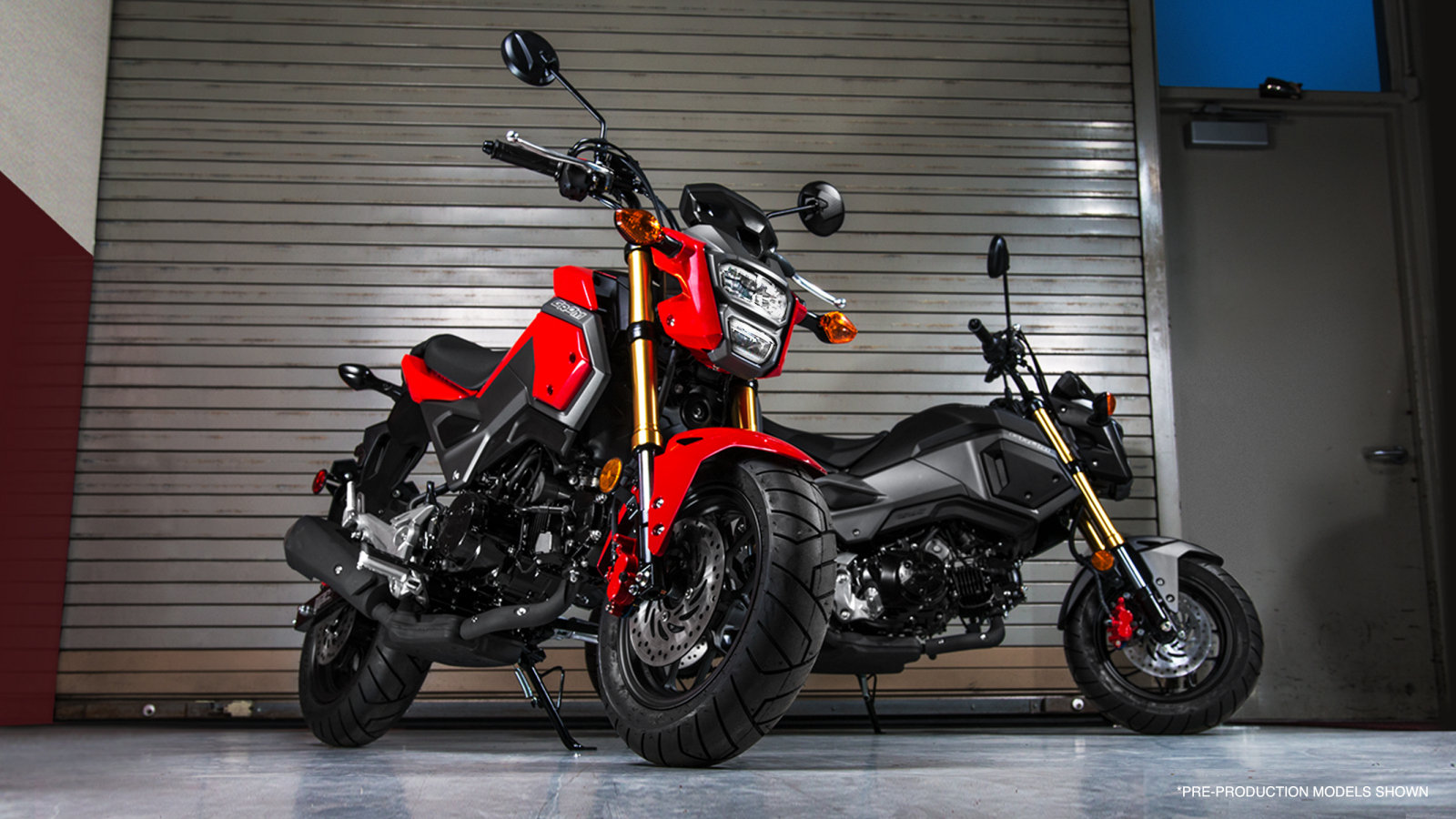 2017 Honda Grom - Picture 679120 | motorcycle review @ Top Speed