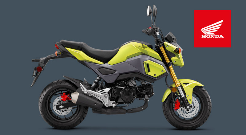 2017 Honda Grom - Picture 679117 | motorcycle review @ Top Speed