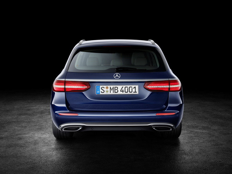 2017 Mercedes-Benz E-Class Wagon High Resolution Exterior - image 678612