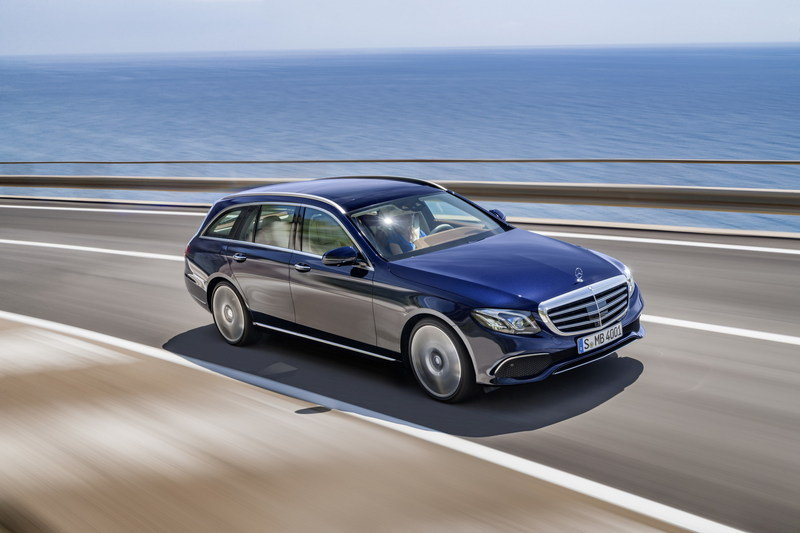 2017 Mercedes-Benz E-Class Wagon High Resolution Exterior - image 678599
