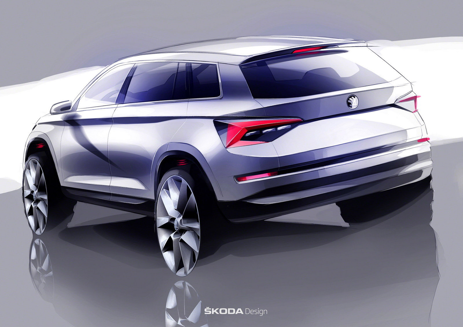 2017 skoda kodiaq picture 680003 car review top speed. Black Bedroom Furniture Sets. Home Design Ideas