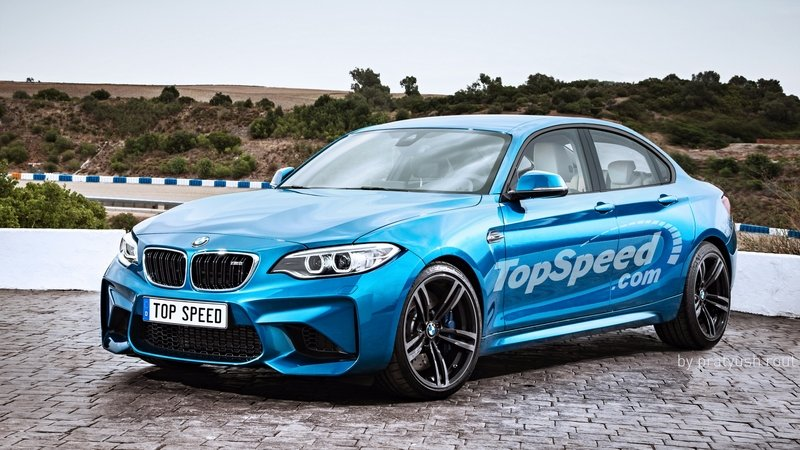 2018 BMW M2 Gran Coupe