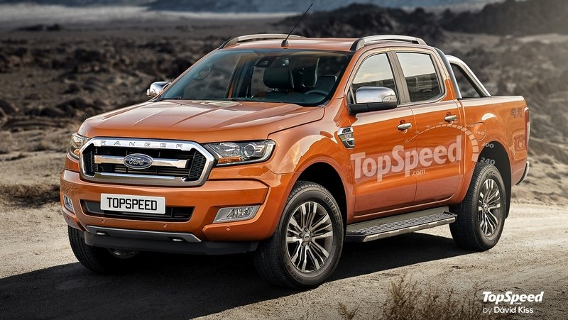 The 2019 Ford Ranger Likely Debuting At Detroit Auto Show