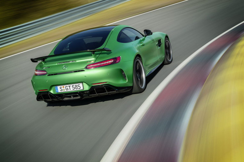 2018 Mercedes-AMG GT R High Resolution Exterior - image 680713
