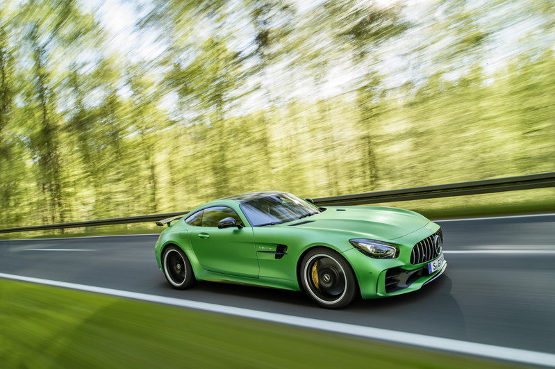 2018 Mercedes-AMG GT R High Resolution Exterior - image 680715