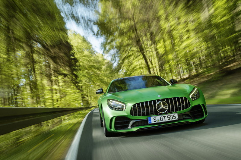 2018 Mercedes-AMG GT R High Resolution Exterior - image 680716