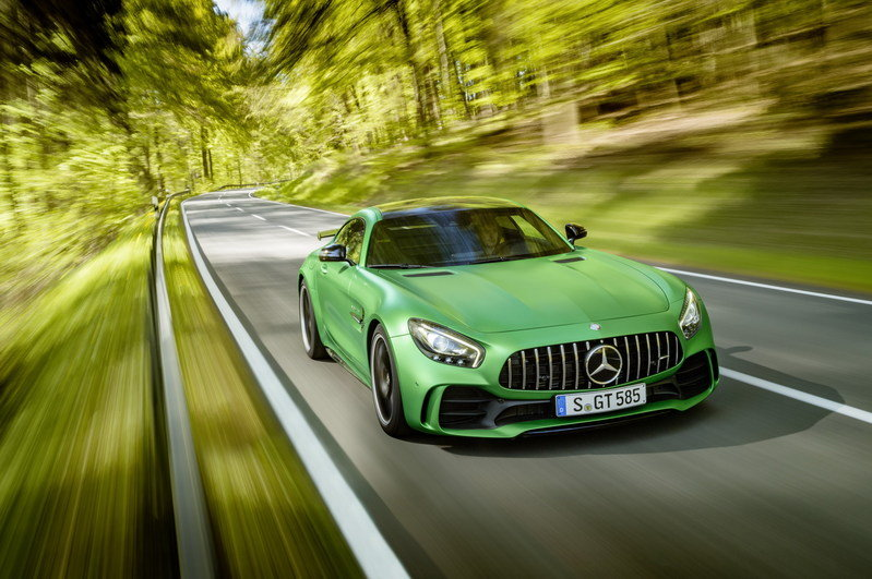 2018 Mercedes-AMG GT R High Resolution Exterior Wallpaper quality - image 680717