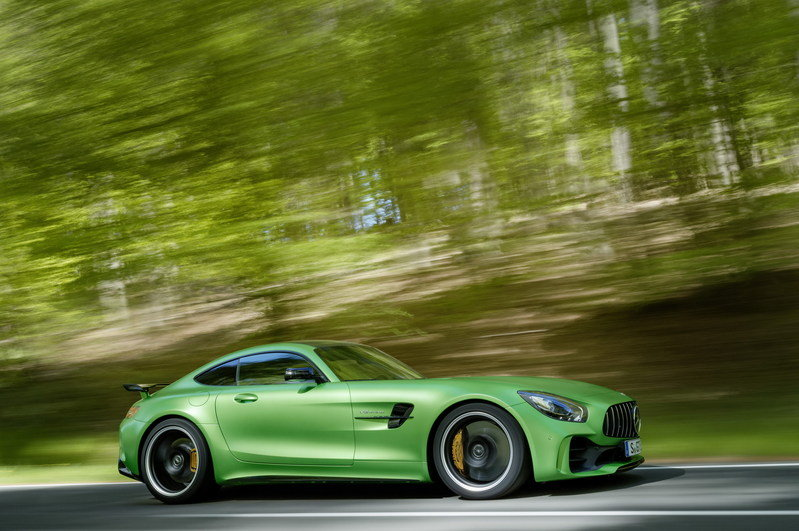 2018 Mercedes-AMG GT R High Resolution Exterior - image 680718