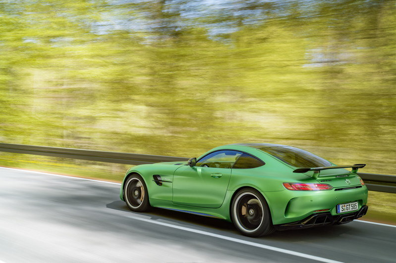 2018 Mercedes-AMG GT R High Resolution Exterior - image 680719