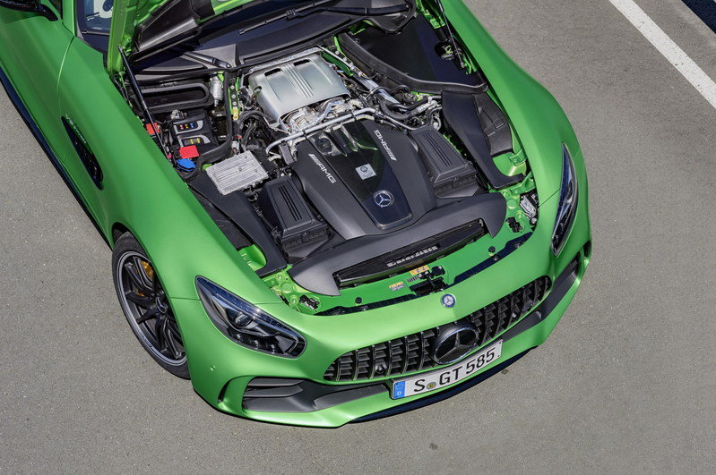 2018 Mercedes-AMG GT R High Resolution Exterior - image 680722