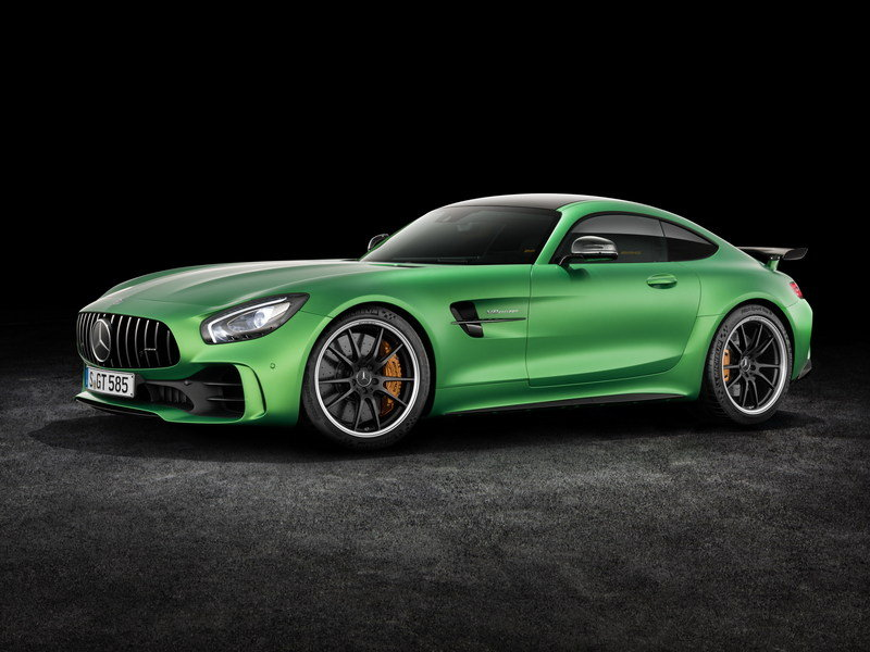 2018 Mercedes-AMG GT R High Resolution Exterior - image 680725