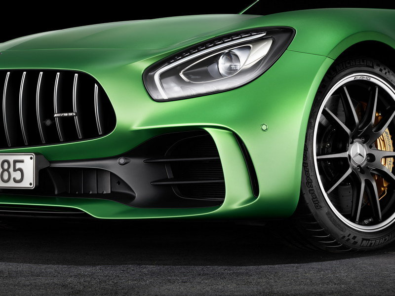 2018 Mercedes-AMG GT R High Resolution Exterior - image 680731
