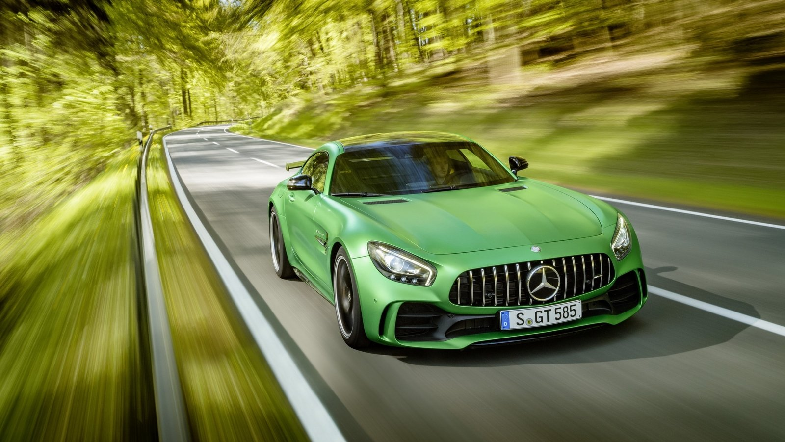 2018 Mercedes Amg Gt R Top Speed Testers Test Leads Car Auto Power Electric Circuit Tester