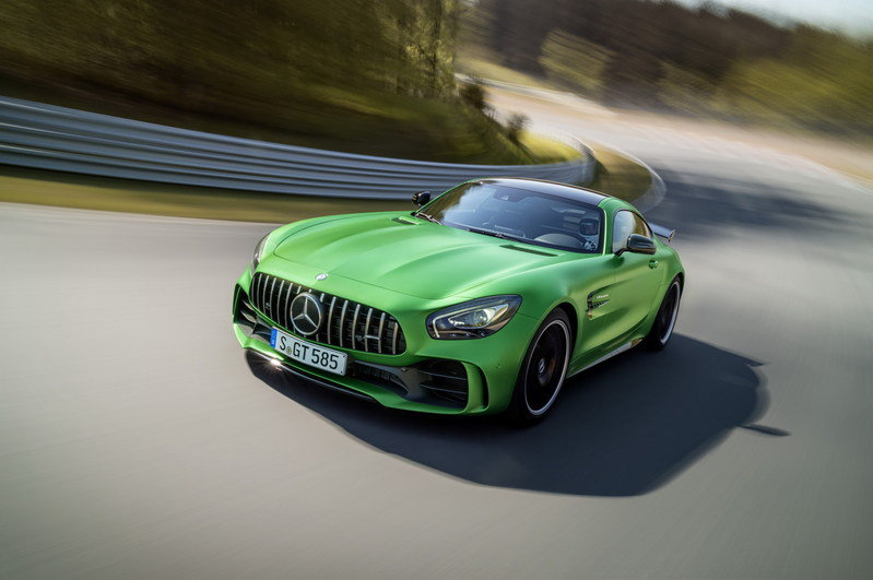 2018 Mercedes-AMG GT R High Resolution Exterior - image 681330