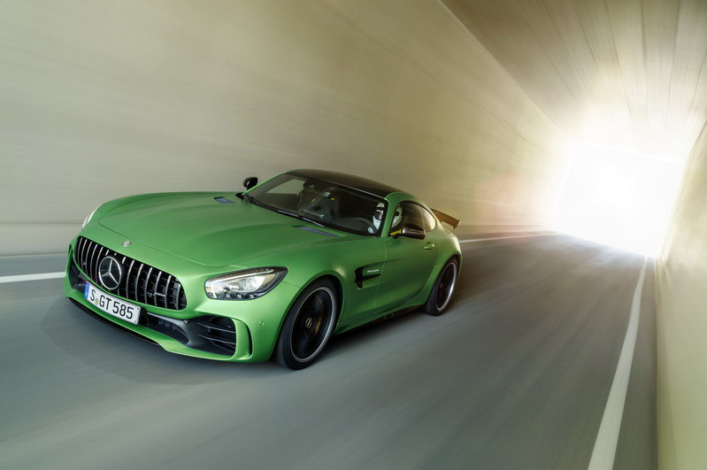 2018 Mercedes-AMG GT R High Resolution Exterior Wallpaper quality - image 681332