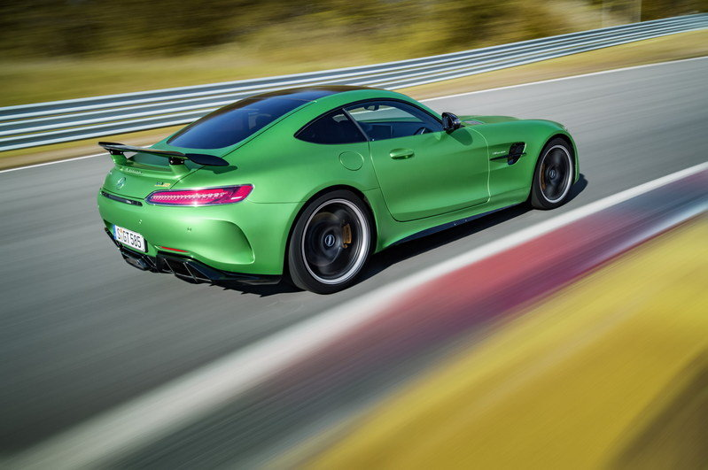 Mercedes is Cooking Up Something Big for the Next-Gen 2021 AMG GT Sports Car