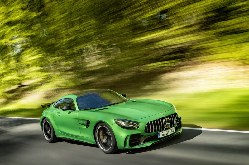 2018 Mercedes-AMG GT R High Resolution Exterior Wallpaper quality - image 681339